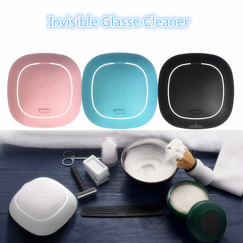 Portable Mini 4.0 Invisible Glasse Cleaner Washing Machine Ultrasonic Auto Cleaner Case for Invisible Glasses AccessoriesPortable Mini 4.0 Invisible Glasse Cleaner Washing Machine Ultrasonic Auto Cleaner Case for Invisible Glasses Accessories