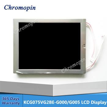New Original LCD Display KCG075VG2BE-G000 LCD Panel KCG075VG2BE-G005 7.5 inch LCD Screen
