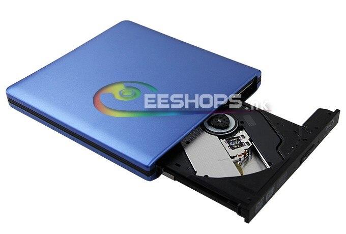 USB 3.0 6X Blu-ray Burner 4X BDXL 100GB 128GB BD-RE DL DVD RW Writer Drive for Asus Transformer Book Flip TP300 TP300LA TP300LD