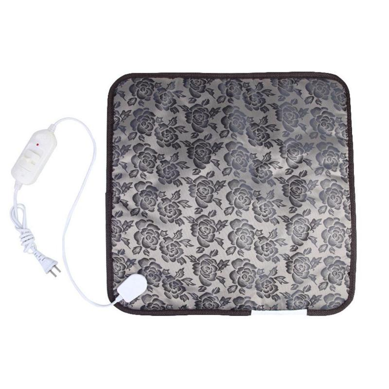 Pet Dog Cat Waterproof Electric Heating Pad Body Winter Warmer Mat Bed Blanket Animals Bed Heater Accessories Random sent multifunctional warm dog bed with extra dog mat