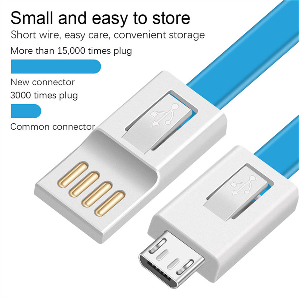 Portable Key Design Mini Micro USB Cable for Samsung Galaxy S7 LG Xiaomi Redmi 4X Phone Charger Cables Micro USB Data Cable in Mobile Phone Chargers from Cellphones Telecommunications