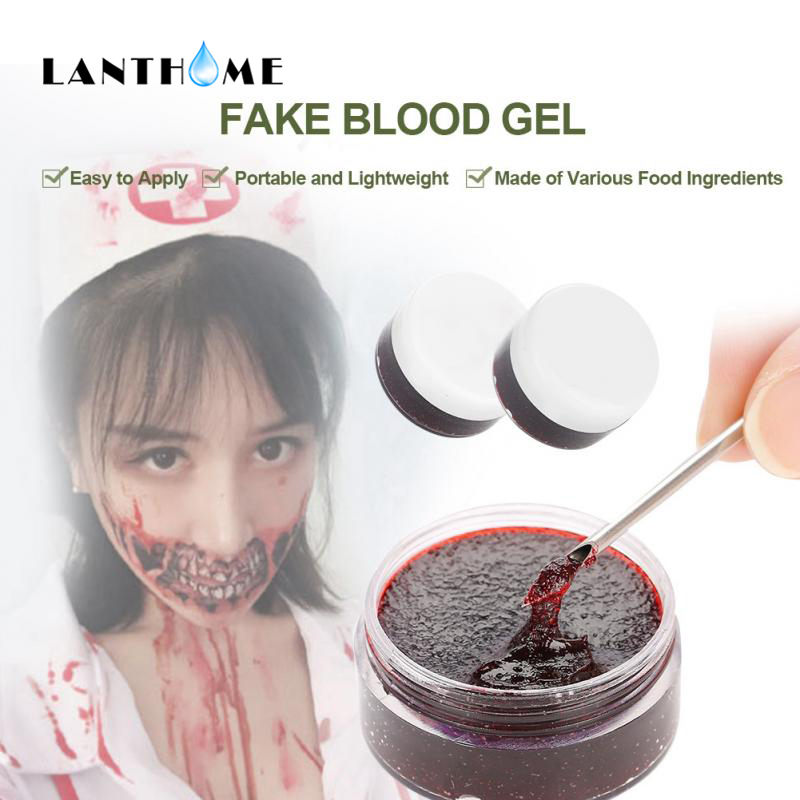 Blood Halloween Wounds Scars Bruises Fake Blood Makeup Body Face Paint Simulation Of Human Vampire Cosplay Ultra realistic-in Body Paint from Beauty & Health on Aliexpress.com   Alibaba Group