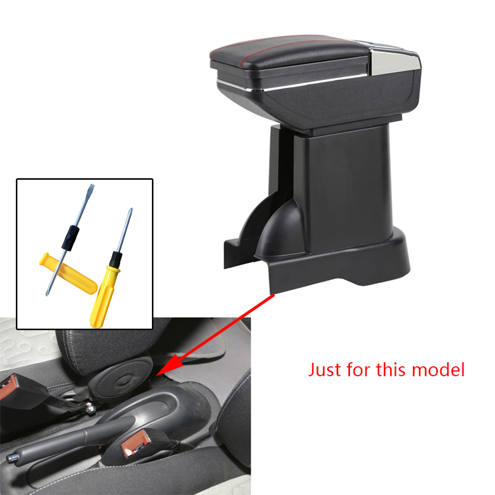 Armrest box For Suzuki Alto 2008-2016 central Console Arm Store content box cup holder ashtray Interior Car Accessories Styling armrest box for chevrolet cruze 2009 2014 central console arm store content box cup holder ashtray pu car styling accessories