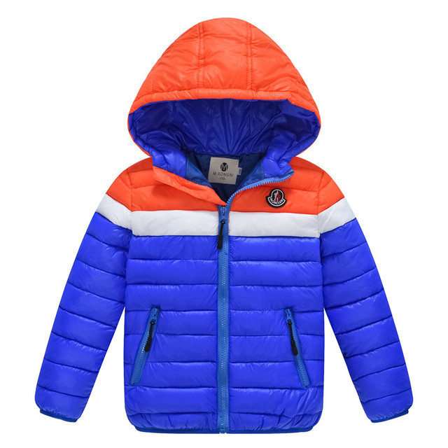 950f5597e7fa JMFFY New Autumn Winter Boy Kids Jackets For Girls Coats Parkas ...