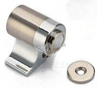 Satin Finish Magnetic Door Stopper Door Touch