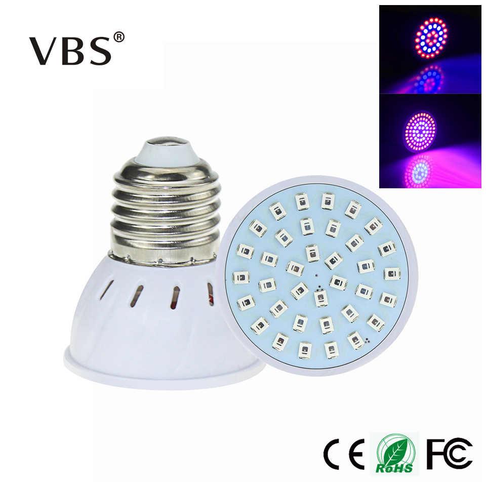 Growing Lamps Led Grow Light E27 GU10 MR16 Phyto Lamp Glow Light Bulb For Hydroponics Flowers Plants Vegetables Bulbs