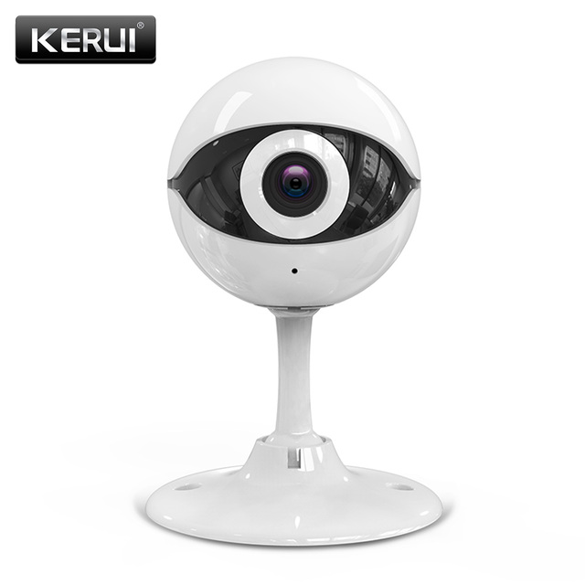 KERUI N61 Wireless Home Security IP Camera Wireless Mini IP Camera Surveillance CCTV Camera Wifi 720P Night Vision Baby Monitor