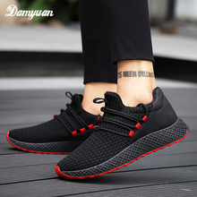 Damyuan 2019 New Fashion Classic Men Shoes Flyweather Casual Shoes Comfortable Shoes Breathabl Men Vulcanize Shoes