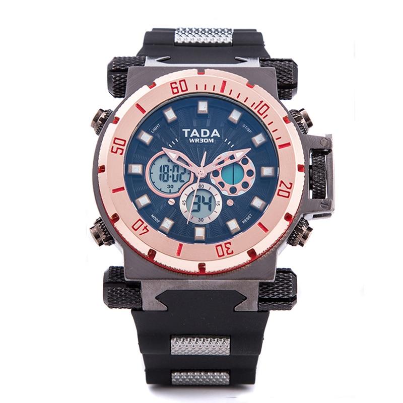 Naujas dizaineris viršų prabangus prekės ženklas TADA vyrų - Vyriški laikrodžiai - Nuotrauka 4