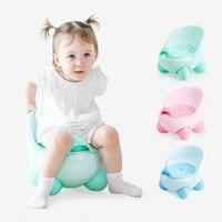 Bebek Tuvalet Koltuk Sevimli Yumurta Seyahat çocuk Pot Tuvalet Taşınabilir Eğitimi Boy Kız Çocuk Lazımlık çocuk Tuvalet Bebek lazımlık