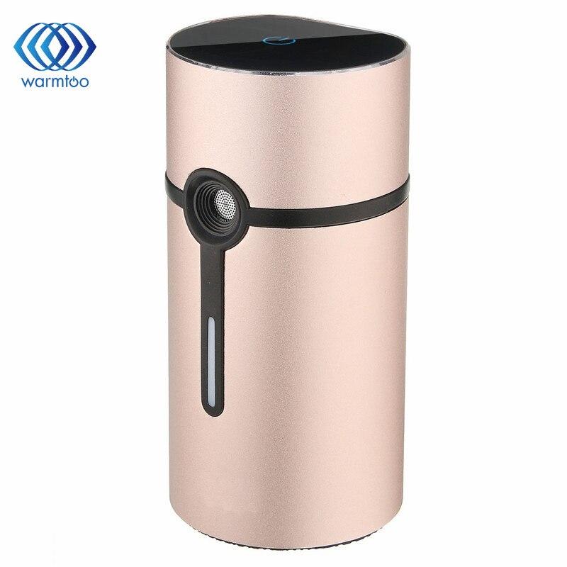Mini Refrigerator Sterilizing Deodorizer Air Ozone Cleaner Wardrobe Purifier Deodorizing Device Fresh Cleaner Home Gifts atongm kt 6830 sterilizing deodorizer air purifier rose gold