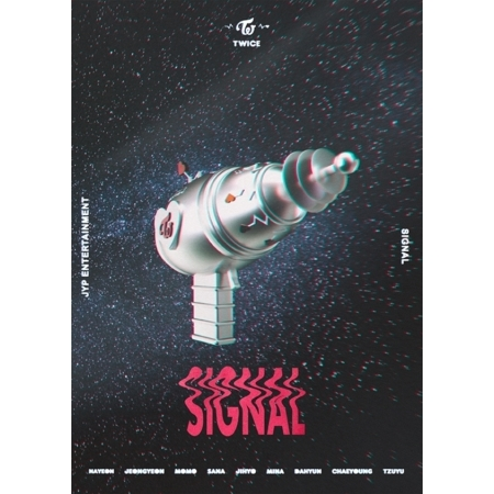 TWICE - SIGNAL MONOGRAPH - Release date : 2017.10.24 sports law in russia monograph