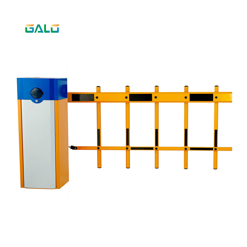 2 Fence Boom Road Barrier, Automatic Barrier High Quality Machinery