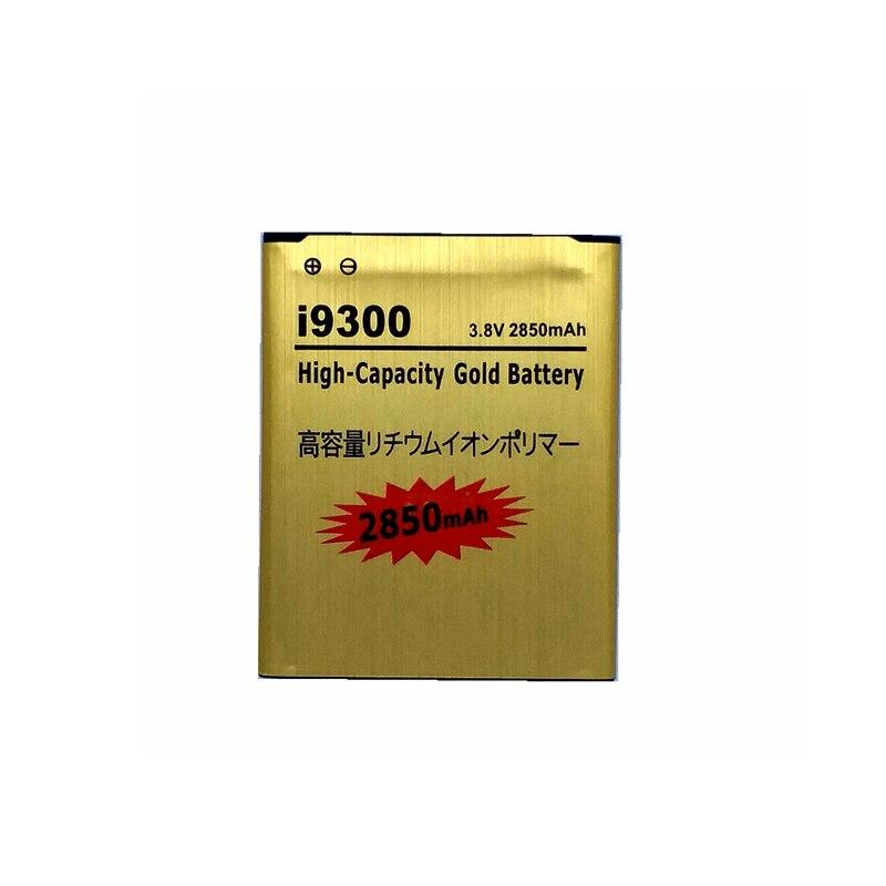 87c2758ad44 Bateria de repuesto EB-L1G6LLU para Samsung Galaxy S3 S 3 SIII i9300 i9305  i747 i535 L710 acumulador de batería para teléfono Samsung