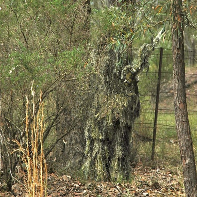 CAMO GHILLIE Hunting Clothing (12)