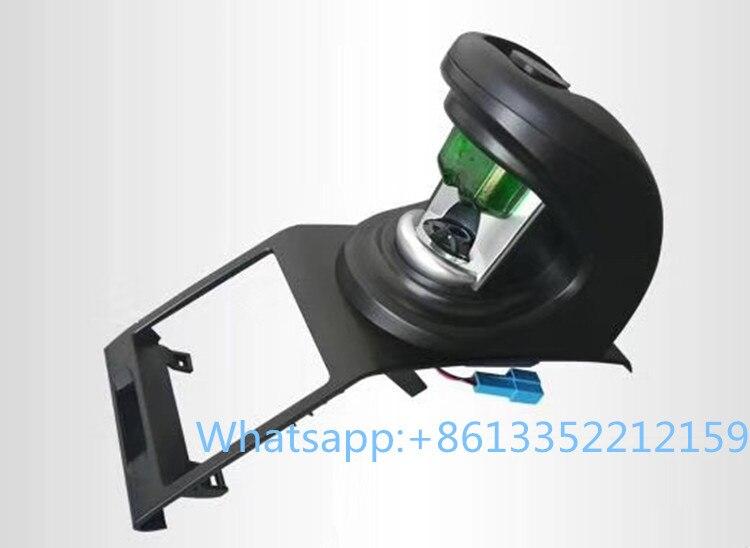 G class w463 G500 G550 G55 G63 gear konb cup holder storage organizer phone holder  and G wagon central Storage Organizer (3)