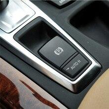 Электрический стояночный стояночного тормоза кнопка включения 61319148508 Подходит для BMW X5 E70 06-13