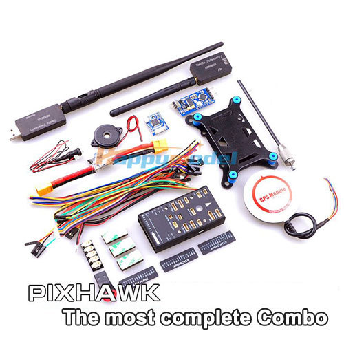 Pixhawk PX4 32 bit ARM Flight Controller & NEO-6M/6H/M8N GPS/4G TF Card&SBUS/PPM Module&I2C/433Mhz DTM for RC Multicopter cuav u blox neo m8n high precision gps module for pixhack pixhawk apm flight controller for rc aircraft spare parts accessories