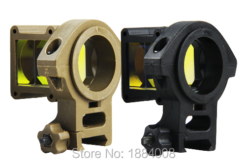 New Arrival Tactical 1 5 4X Angle Sight With Standard Picatinny Mounts For font b Hunting
