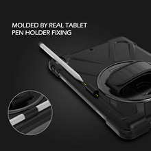 Get more info on the Protective Case for Ipad Air 2019/Air3/Air10.5/Pro10.5 with Adjustable Hand Strap  ipad air case