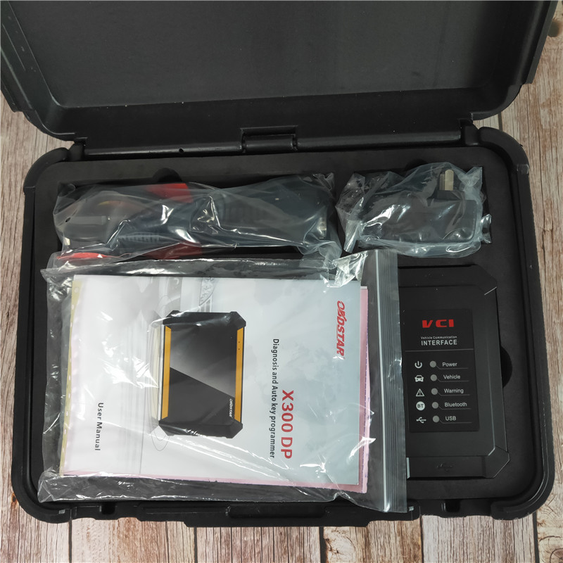 Image 3 - In StocK OBDSTAR X300 DP PAD Tablet Diagnosis and Auto Key Programmer Full Configuration With Fast shipping-in Auto Key Programmers from Automobiles & Motorcycles