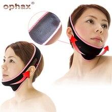 OPHAX мощный инструмент для подтяжки лица 3D устройство для подтяжки лица Тонкие повязки для коррекции лица маска для сна для лица Уход за лицом для похудения