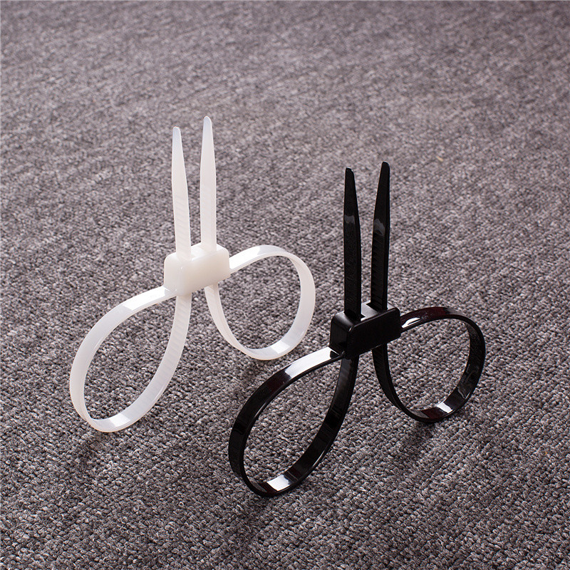 Morease Plastic Handcuffs Ankle Cuffs Self Lock Sex Toy Bondage Harness for Men Women Restrict Slave Adult Game Play Erotic