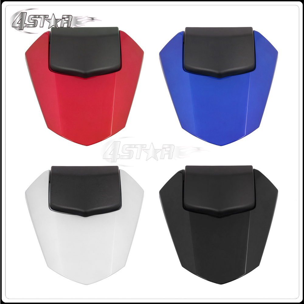 Motorcycle 4 Color ABS Plastic Rear Seat Cover Cowl Tail Cover For YAMAHA YZF R6 2008 2009 2010 2011 2012 2013 2014 2015 2016