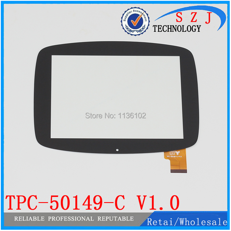 New 7'' inch tablet capacitive touch screen Touch Panel Digitizer Glass Replacement HY TPC-50149-C V1.0 Free shipping black capacitive touch screen digitizer glass 9 7 inch tablet touch panel replacement ad c 971242 fpc free shipping