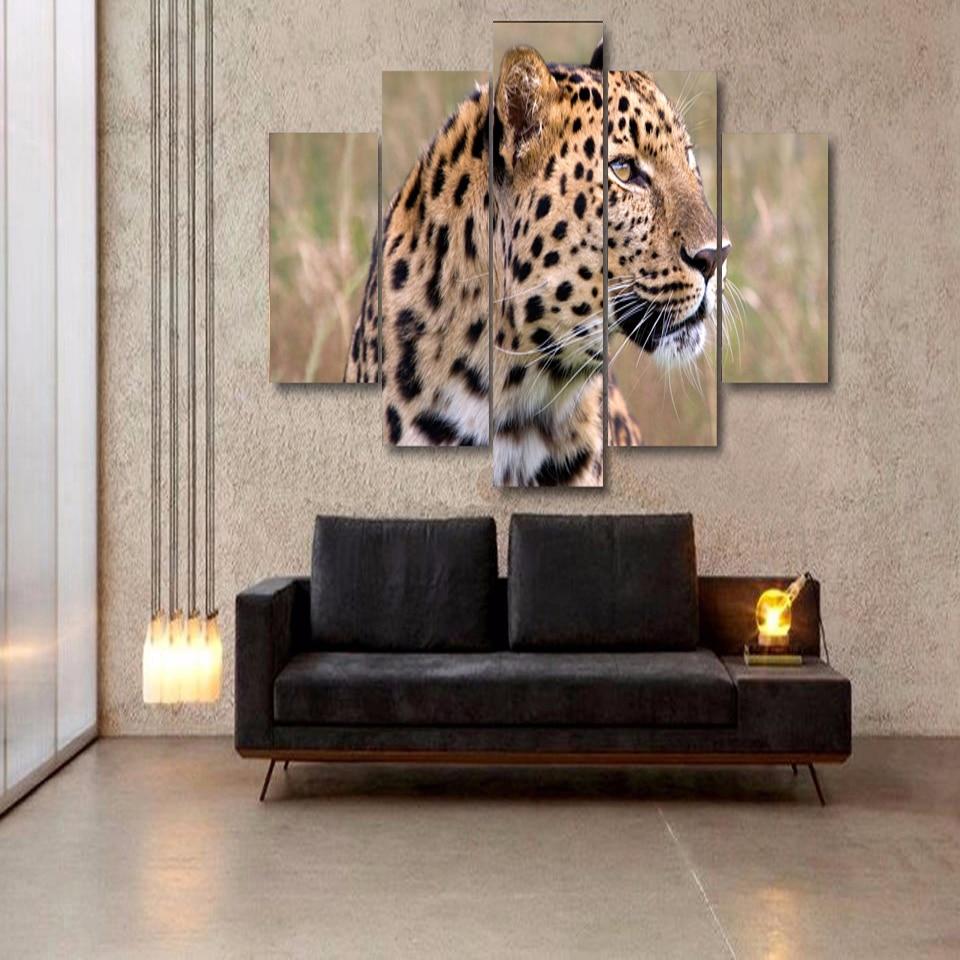 Leopard Bedroom Ideas For Painting: Male Amur Leopard Wildlife Heritage UK Spray Painting Set