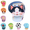 Cute cartoon Non-slip Mouse Pad Comfort Wrist Rest Support Mice Pad High Quality Silicone Wristband