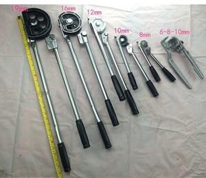 Image 5 - Ücretsiz kargo boru bükücü paslanmaz çelik boru Bakır boru alüminyum boru demir boru bakır boru bükme aracı çinde yapılan