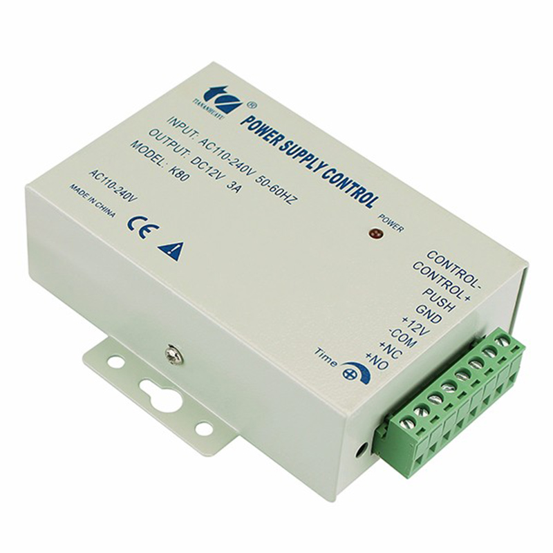 Input 12V3A output access control transformer power switch power supply for access control system 240 to 110V 50 60HzInput 12V3A output access control transformer power switch power supply for access control system 240 to 110V 50 60Hz