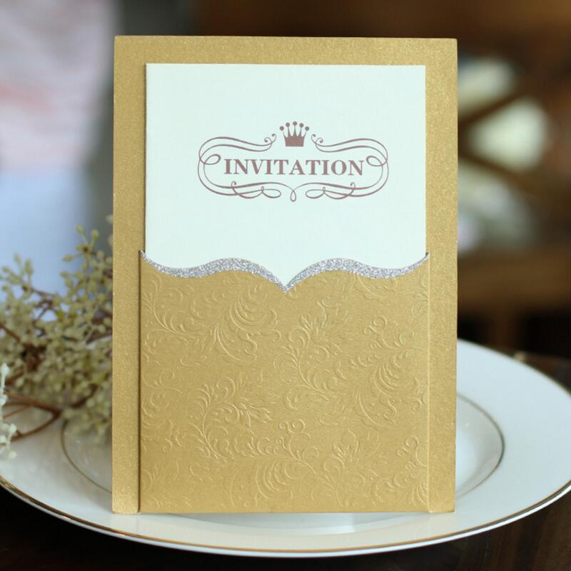 20pcs/pack Vintage High Quality Invitation Cards Elegant Birthday Party Marriage Business Invitations Greeting Card Kits 1 design laser cut white elegant pattern west cowboy style vintage wedding invitations card kit blank paper printing invitation