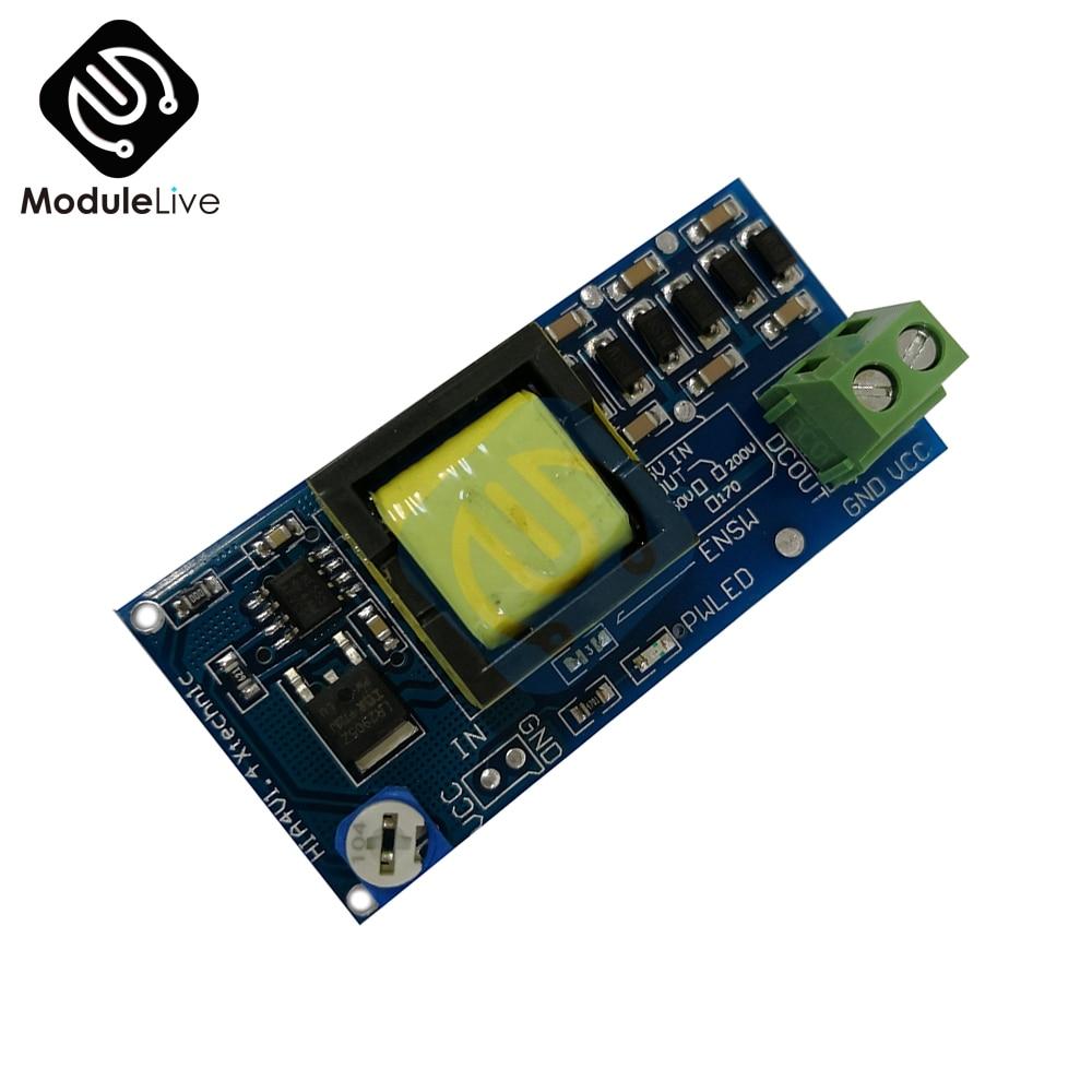 DC-DC Boost Converter Step up to output High Voltage 300v-1200v 400V 900V 1000V Adjustable Power PSU Module Board Input 3V-5V цена