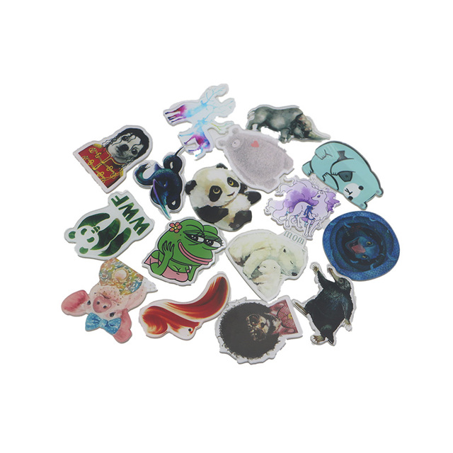 1 STKS groothandel Magneten Cartoon animal panda icoon etc Acryl ...