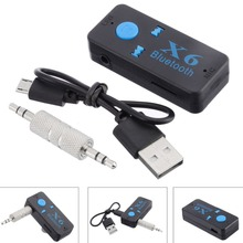 Car Music Mp3 Receiver Car Bluetooth Receiver Wireless Car Audio AUX Bluetooth Receiver Adapter Car Kits Music Hands-free