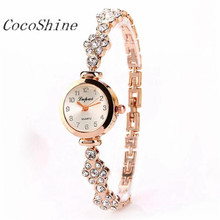 CocoShine A-999  Lvpai 2016 Summer Style Gold Watch Brand Watch Women Wristwatch Ladies Watch Clock Female Wristwatches