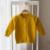 Hot 2017 la primavera y el otoño de la rebeca niño bebé niños y niñas suéter de algodón de punto suéter suéter de color sólido ocasional tops