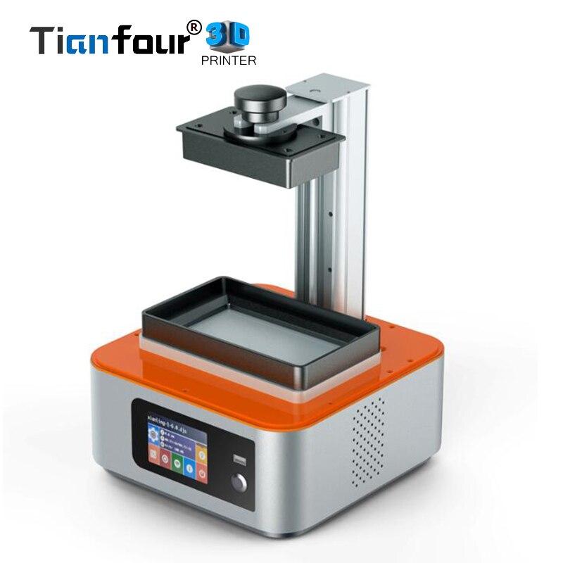 Tianfour Scultore Luce UV-Che Cura wifi SLA/LCD 3d stampante di grandi dimensioni con 405nm UV resina DLP Impresora per gioielli regalo di odontoiatria