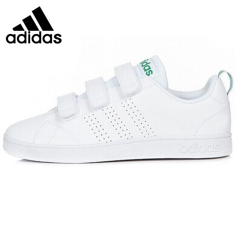 Nouveauté originale Adidas Neo Label VS avantage propre unisexe chaussures de skate baskets