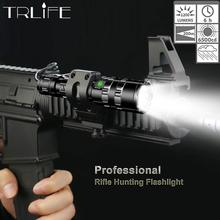 60000Lums Professional LED Flashlight for Hunting Tactical N