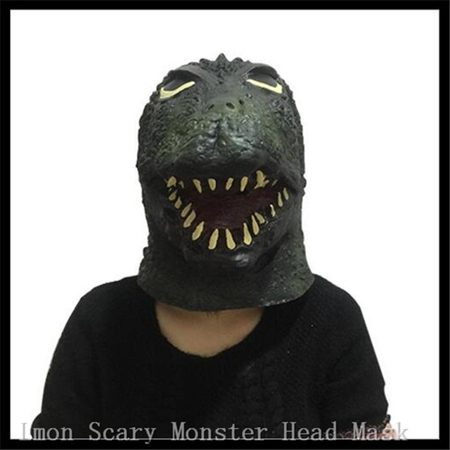 Aliexpress.com : Buy Free shipping Cosplay Scary Monster Mask ...