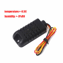 Free Shipping with track 30pc DHT21/ AM2301 capacitive digital temperature and humidity sensor  Module for Arduino