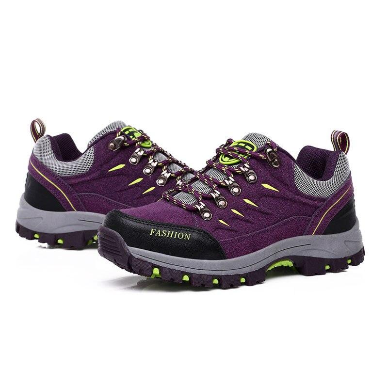 2019 hommes chaussures de randonnée chaussures en cuir imperméables escalade et chaussures de pêche nouvelles chaussures de plein air populaires
