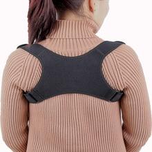 Medical Clavicle Posture Corrector Adult Children Back Support Belt Corset Orthopedic Lumbar Brace Support Posture Correction все цены