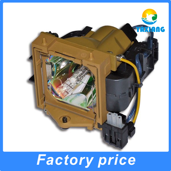 ФОТО SP-LAMP-017 Compatible projector lamp bulb with housing for  LP540 LP640 LS5000 SP5000 C160 C180, ETC