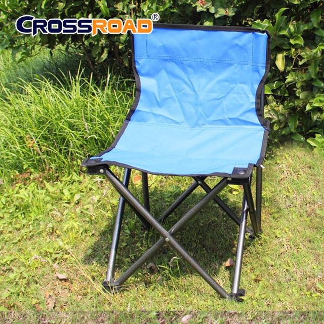 35X35X59 cm mobiliário de Alta qualidade Ao Ar Livre piquenique Camping churrasco leve cadeira dobrável de pesca portátil de metal praia cadeira