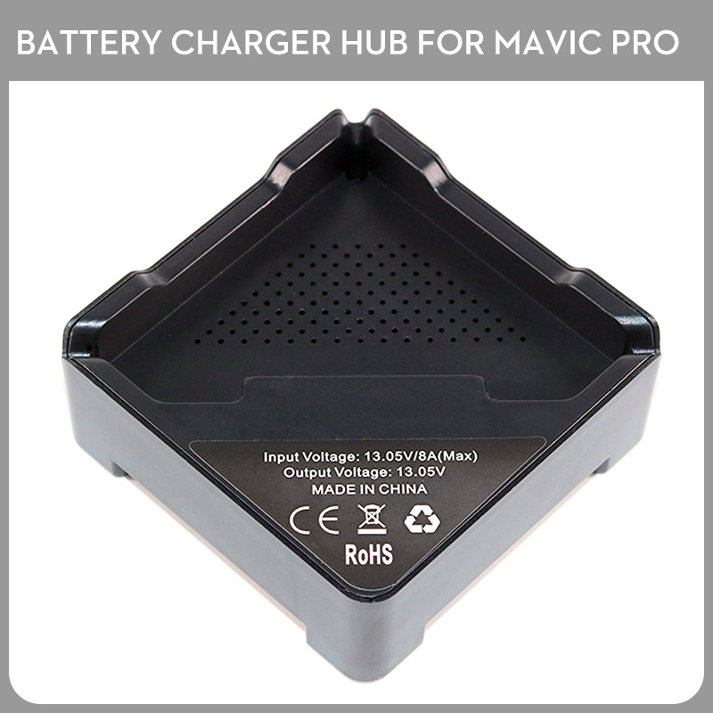 Brand 4 In1 Mavic Battery Charger Hub Rapid Smart Multi Intelligent Charger For DJI Mavic Pro
