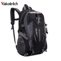 2018 Fashion School Bag Waterproof Nylon Men Backpack Bag Women Mochila Travel Bag Rucksack Trekking Bag